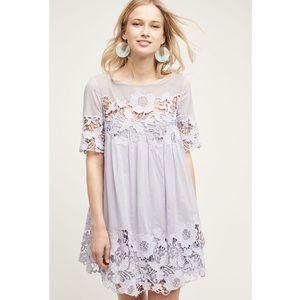 Holding Horses - Lilac Magnolia Lace Dress